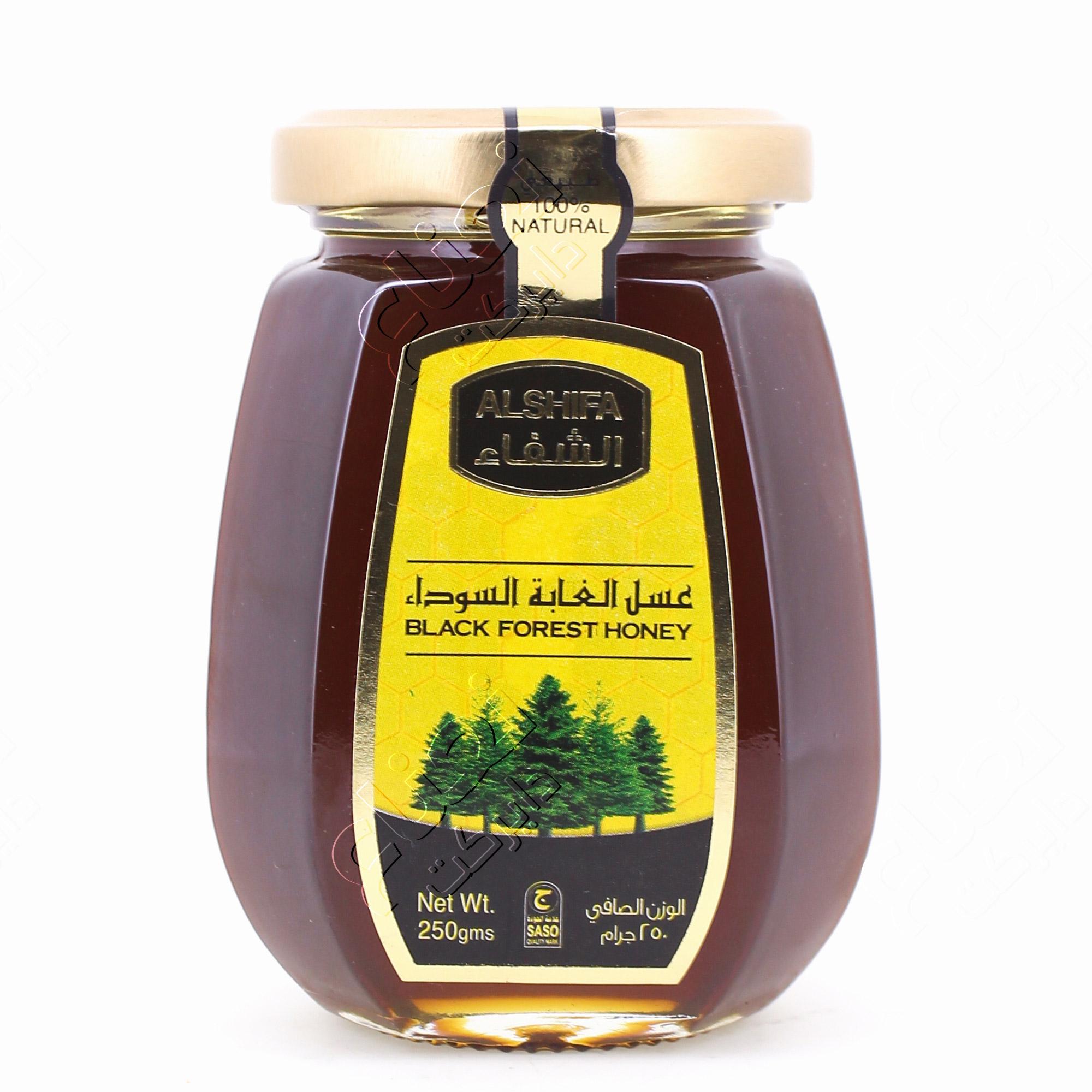 Nana نعناع عسل الشفاء الغابة السوداء 250 جرام